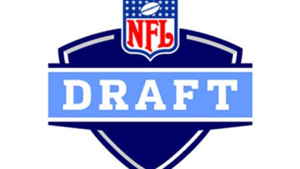 NFL Draft Logo.