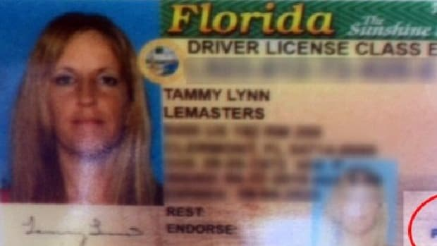 Mother Of 3 Realizes There's Something Very Wrong With Her License (Photo) Promo Image