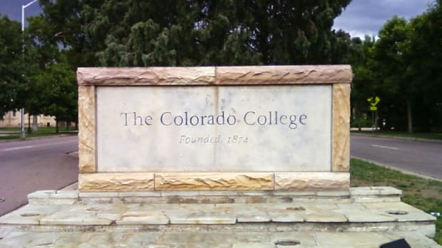 Colorado College.