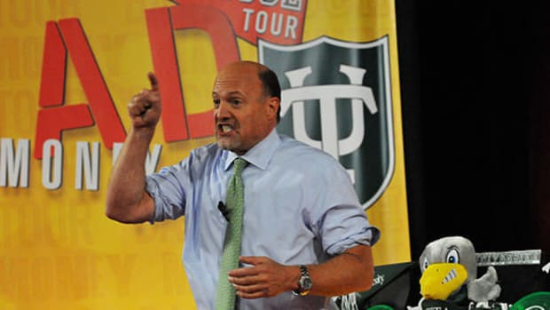Jim Cramer of 'Mad Money': Trump Is Right On Trade Promo Image