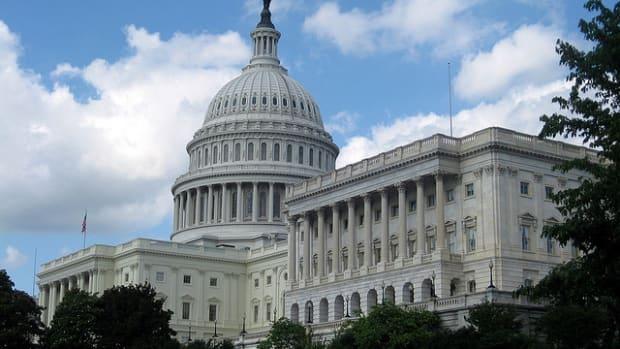 The U.S. Capitol Hill
