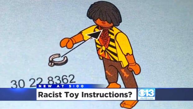 Playmobil Slave Toy