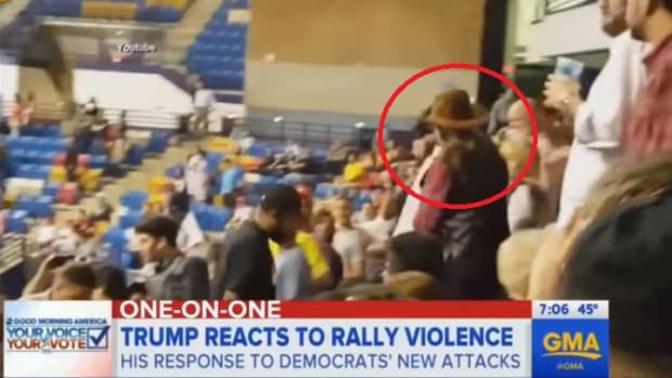 Trump Will Not Pay Supporter's Legal Fees (Video) Promo Image