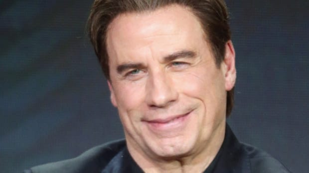 John Travolta Allegedly Demands Male Massage Therapists Promo Image