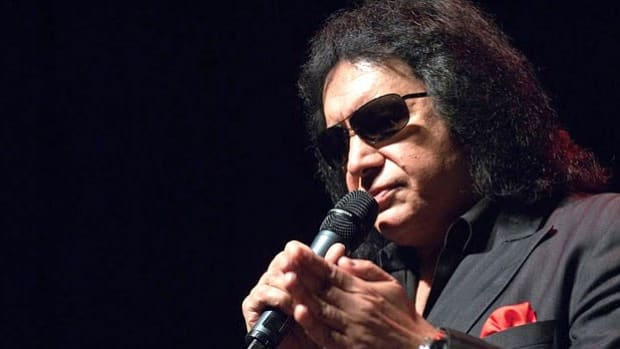Gene Simmons: 'Pathetic That' Prince 'Killed Himself' Promo Image