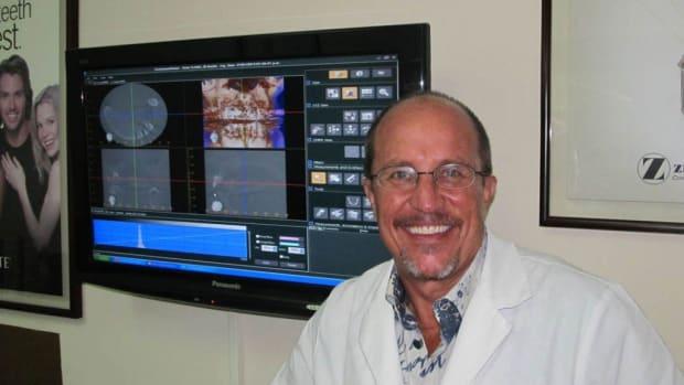 dentist john hall