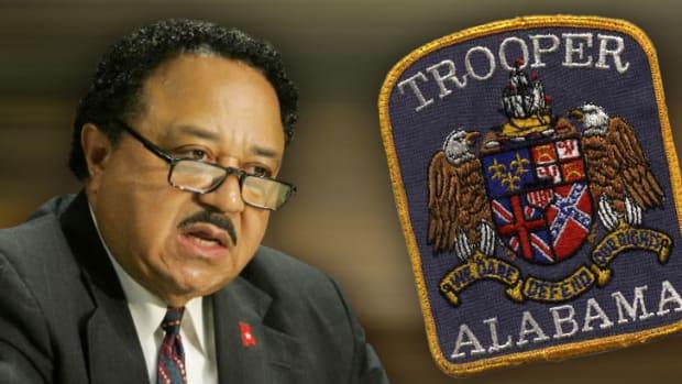 Alabama State Rep. Alvin Holmes.