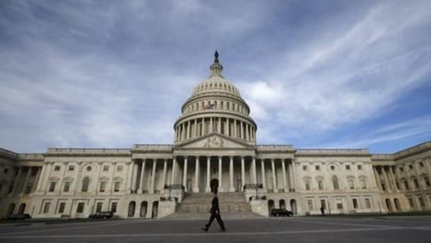 The U.S. Capitol Building in Washington by REUTERS/Jason Reed