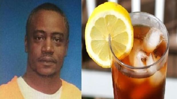 Woman Calls 911 After Realizing The Iced Tea Her Husband Gave Her Had A Special Surprise Inside  Promo Image