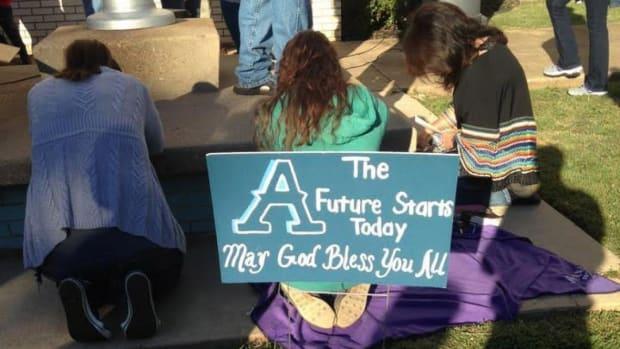 ACLU Threatens Suit Over Religion In Public School Promo Image