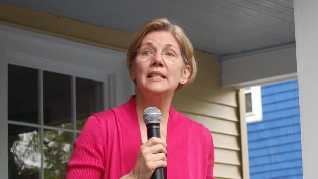 Clinton Should Not Choose Warren As Vice President Promo Image