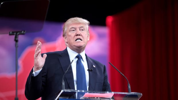 Blame Critics, Not Trump, For Political Violence Promo Image