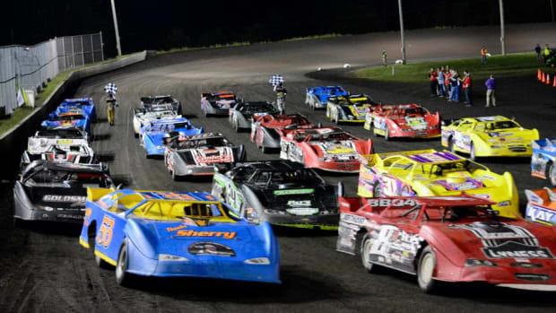 Boone Speedway.