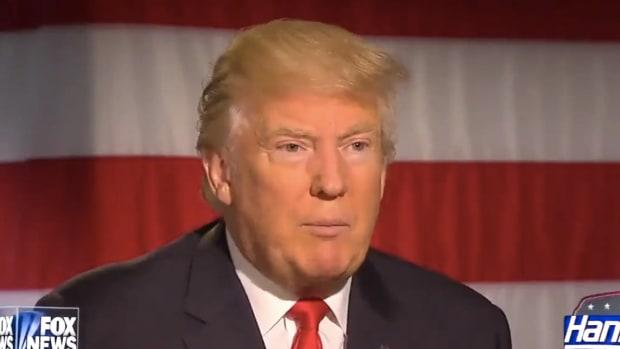 Trump: 'Rape' Allegations Against Bill Clinton (Video) Promo Image