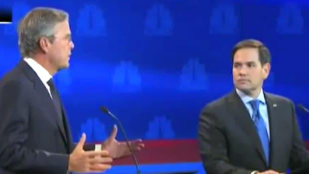 Jeb Bush and Marco Rubio