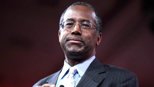 Carson: Make Cruz Attorney General, Prosecute Clinton Promo Image