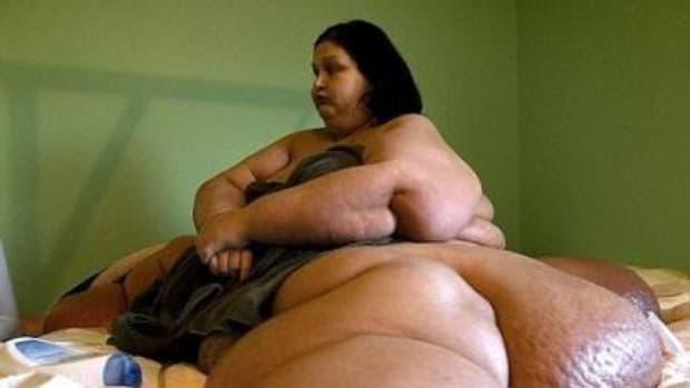 1,000-Pound Woman Known As 'Half Ton Killer' Gets A New Start (Photos) Promo Image