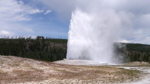 Man Who Fell Into Hot Spring At Yellowstone Presumed Dead Promo Image