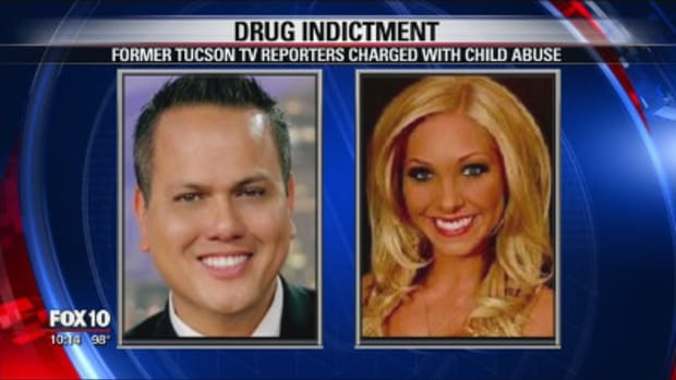 Arizona Reporters Charged With Child Drug Abuse Promo Image