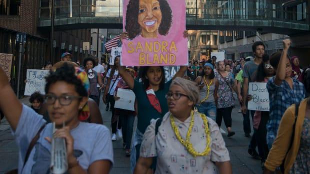 Protest For Sandra Bland