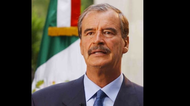 Ex-Mexican President: We're Not Paying For Trump's Wall Promo Image