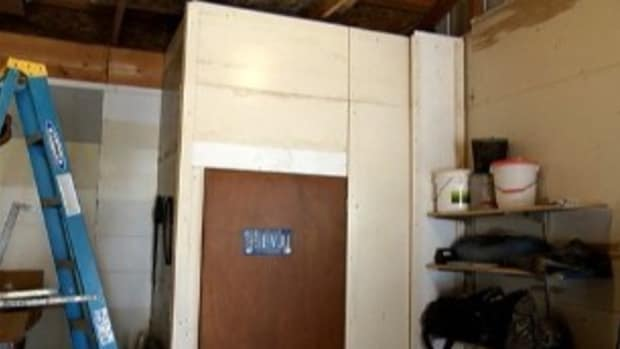 Homeowner Finds Something Odd Behind Hidden Wall In Barn Promo Image