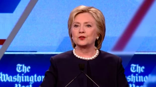 Why Hillary Clinton Shouldn't Attack The GOP Just Yet Promo Image