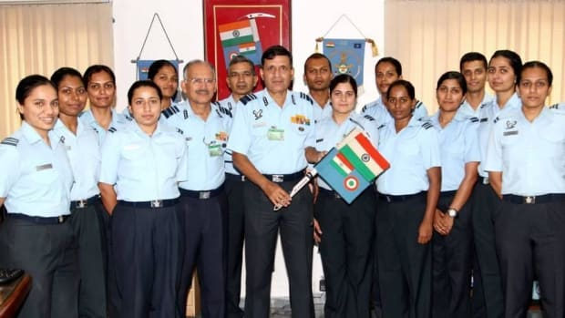 Indian Armed Forces To Open Combat Roles To Women Promo Image