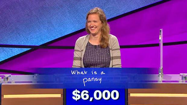 Becky Sullivan, Contestant on Jeopardy, Oct. 23.