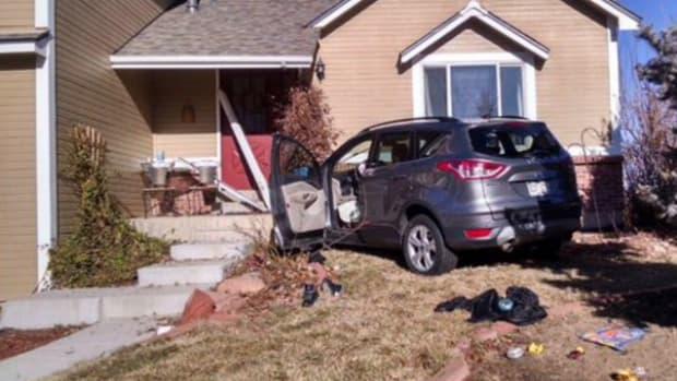 Homeowner's SUV