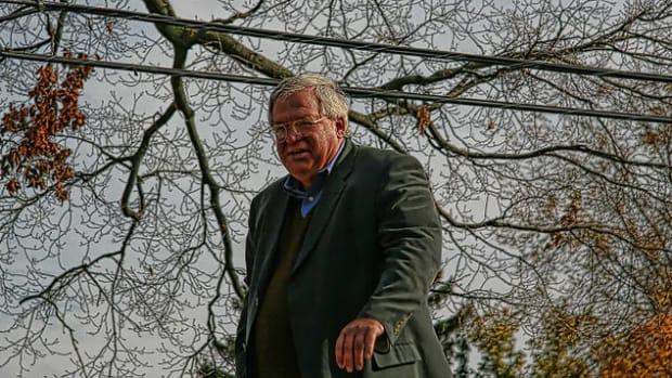 Former Speaker Hastert Seeks To Avoid Prison Sentence Promo Image
