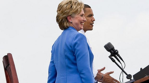 Obama Endorsement May Come After California Primary Promo Image