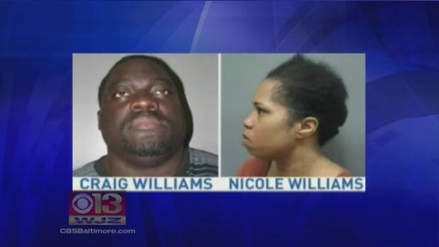 Craig Williams and Nicole Williams