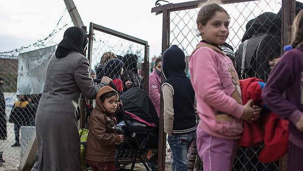 Syrian Refugees In Kilis, Turkey