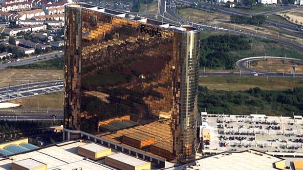 Borgata Hotel Casino And Spa.