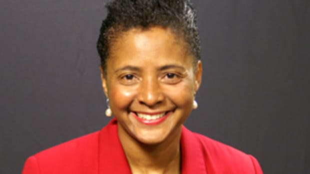"""Dorothy Bland, who alleges she was stopped during her morning exercise routine for """"walking while black."""""""