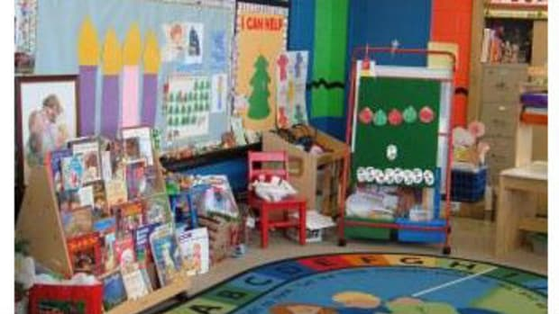 Group Objects To Catholic Preschool Program (Photo) Promo Image