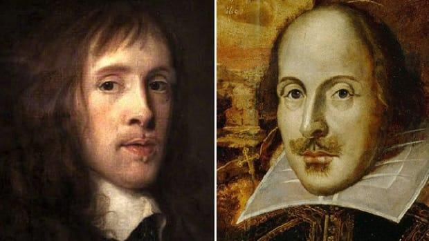 William Davenant and William Shakespeare