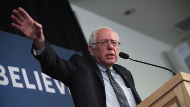 Clinton Needs Sanders To Unify Democrats Promo Image