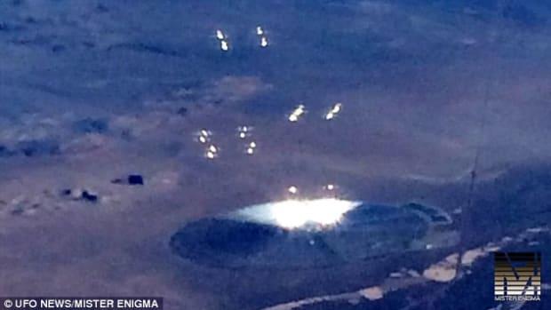 UFO Sighting.