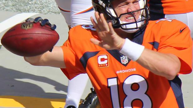 peyton manning in 2014