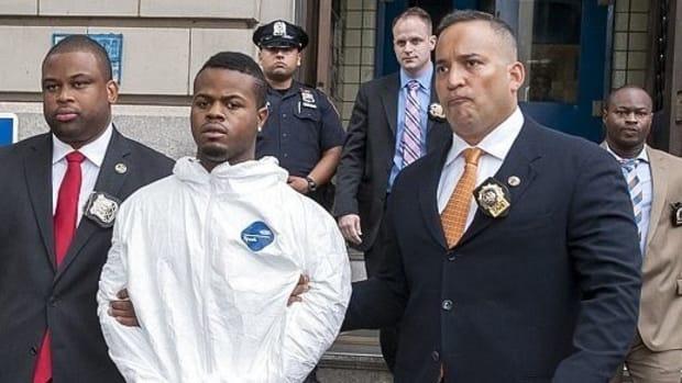 Judge To Gunman: 'Black Lives Don't Matter' To You Promo Image