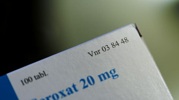 Seroxat, a GSK anti-depressant
