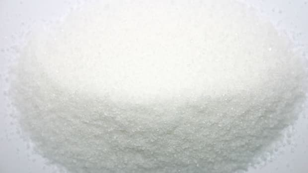 Refined Cane Sugar.