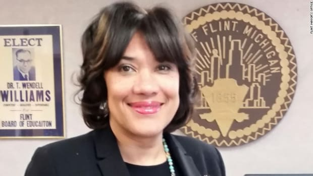 Flint Mayor: Diverting Water Crisis Funds To Her Own PAC? Promo Image