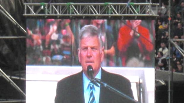 Rev. Franklin Graham