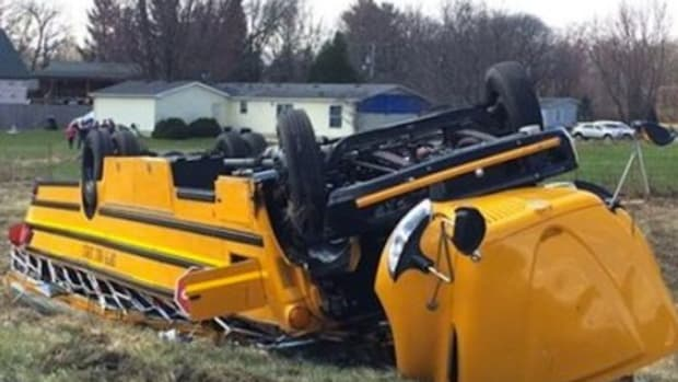 Cause Of Brutal School Bus Accident Finally Comes Out, Leads To Disbelief Among Officials Promo Image