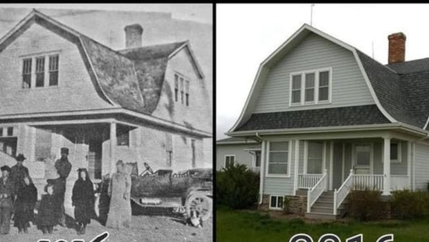 Man Discovers His Grandpa Bought His Home From Sears In 1916; Here's What It Looks Like Now Promo Image