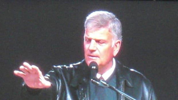 Frankin Graham Pope