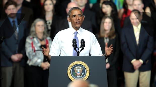 Obama: What Does Saying 'Radical Islam' Accomplish? Promo Image